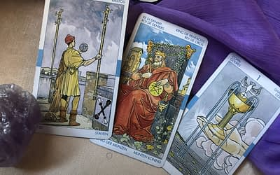 Have You Ever Thought About Tarot Cards During Therapy?